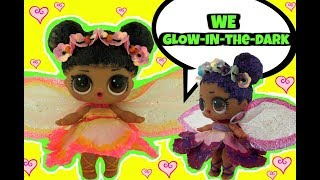LOL Custom FAIRY DOLLS that💚 GLOW IN THE DARK 💚 GG Custom & Doll Story