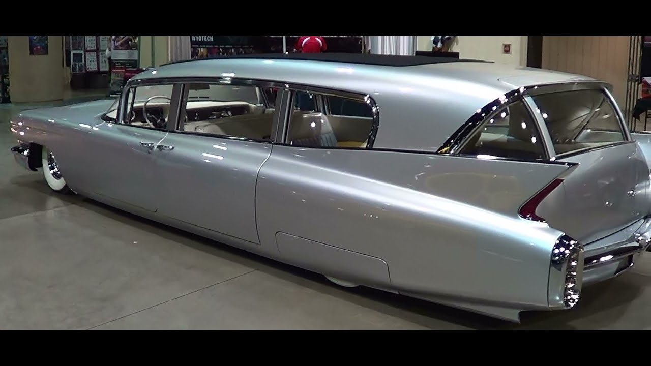 1960 Cadillac Hearse Quot Thunder Taker Quot Youtube