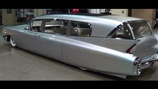 1960 Cadillac Hearse  'Thunder Taker'