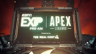 EXP Pro-Am Apex Legends Presented by The Real Cost | ESPN Esports