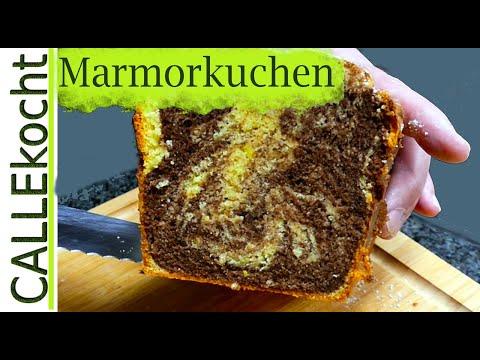Marmorkuchen - Jetzt