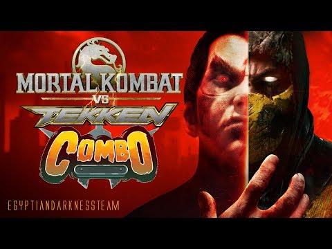 TEKKEN 7 - Mortal Kombat X Tekken Combo Vol.3