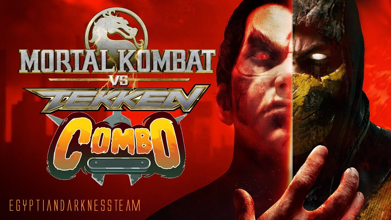 Tekken 7 Mortal Kombat X Tekken Combo Vol 3 Youtube