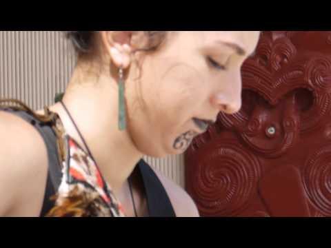 Aotearoa (English version) - Stan Walker  [PCC Maori Village Moments 2015]