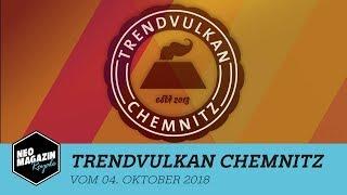 Trendvulkan Chemnitz vom 04.Oktober 2018 | NEO MAGAZIN ROYALE mit Jan Böhmermann - ZDFneo