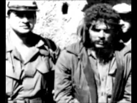 Félix Rodríguez cuenta las últimas horas del Che Guevara