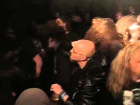 """FALL OF SERENITY """"raining blood"""" live at Chronical Moshers 2009"""