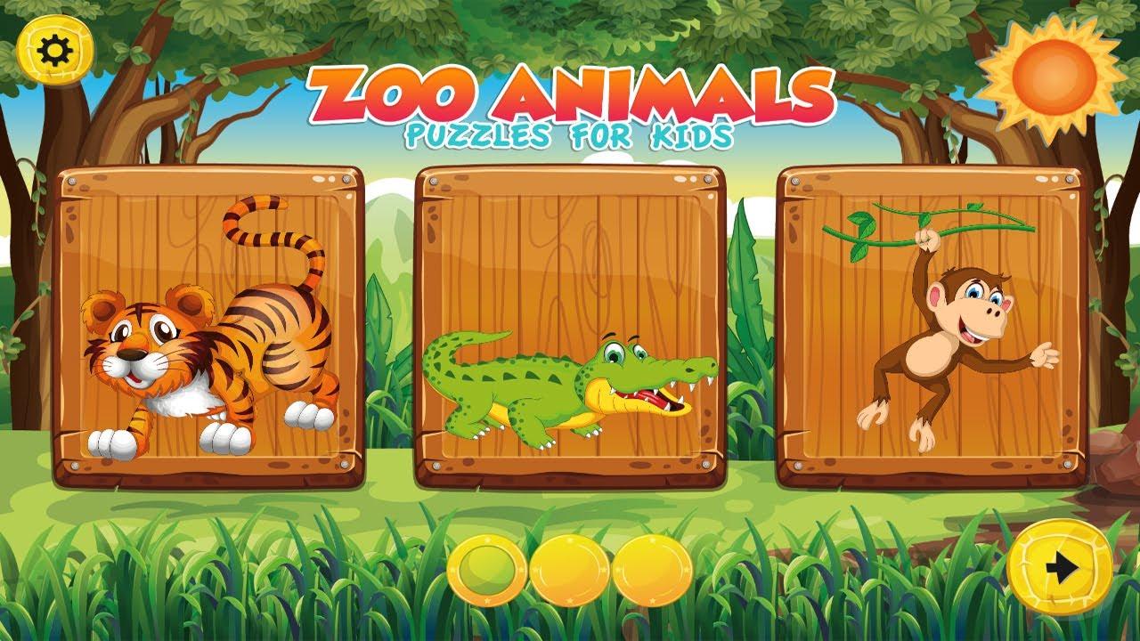 zoo animals games