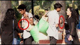 Tharki Bhelpuri Wala Calling Cute Girl Ek Bar Lelo Khush Kar Dunga || In India || Jassi Sona