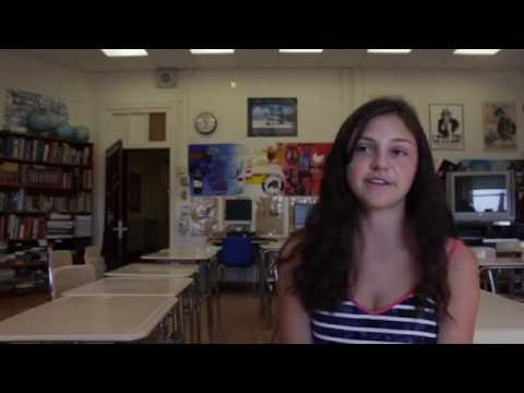 Video: Michayla Baigel, Mamaroneck/Daily Voice Standout Student-Athlete