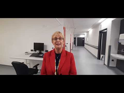 Judith Paget, Chief Executive Update On Services Once The Grange University Hospital Opens.