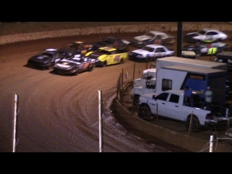 Winder Barrow Speedway Stock Four Cylinders 5/28/16