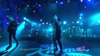 "Nine Inch Nails Performs ""Various Methods of Escape"""