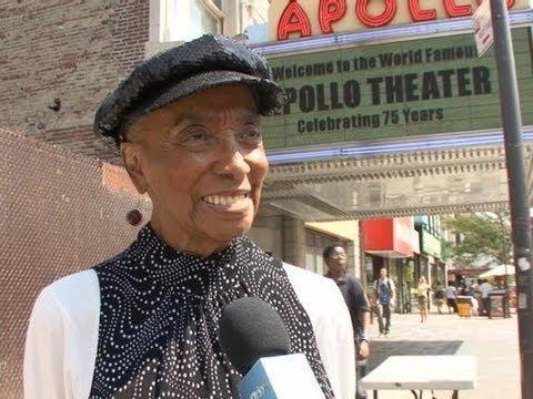 Harlem legend Norma Miller still swinging at 90 years old