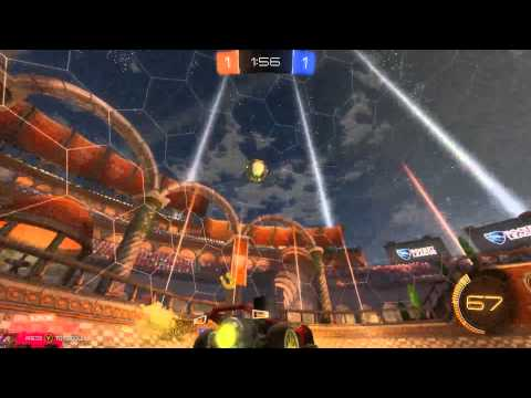 Dante Tucker Live Stream - Rocket League