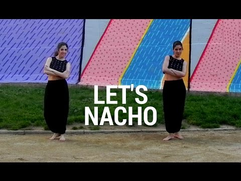 LET'S NACHO - BOLLYWOOD DANCE CHOREOGRAPHY FOR BEGINNERS
