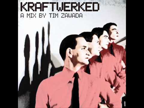 Kraftwerk Mega Mix (40 Songs 72 mins)