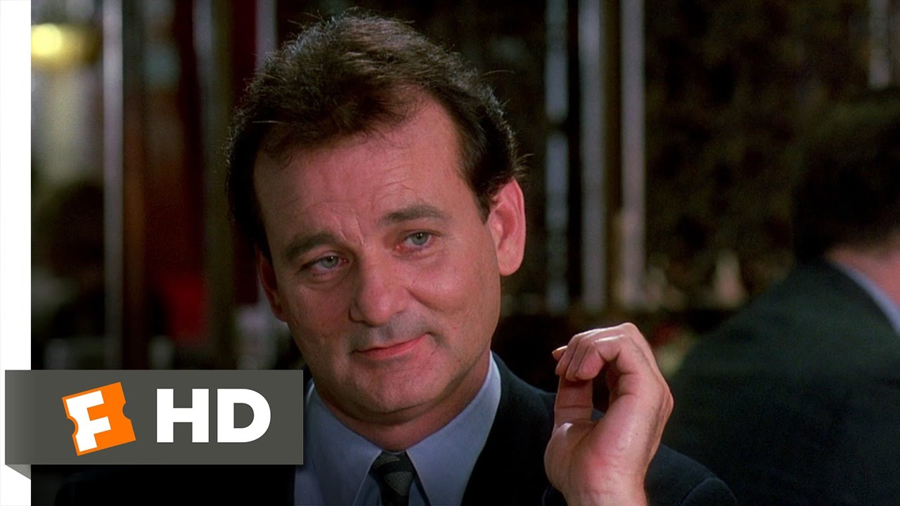 Groundhog Day Movie Quotes French Poetry  Groundhog Day 48 Movie Clip 1993 Hd  Youtube