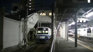 西武鉄道261F(伊豆箱根色)西武遊園地行 萩山到着