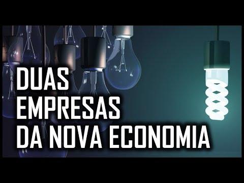 Duas Empresas da Nova Economia