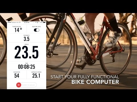 Bike Computer App - Intro 2017 - Free Download For Android + IOS