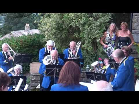 Beverley's Birthday with Muker Silver Band