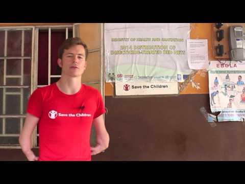 Ebola Vlog from Dan Stewart