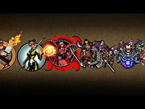 Shadow Fight 2 The Most Powerful Legendary Gates Of Shadows
