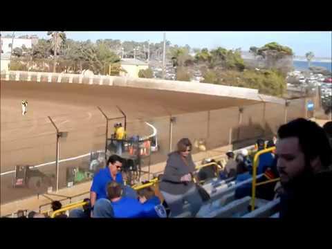 Usac/Cra Sprint Cars Heat Race #2 Ventura Raceway 5/6/17