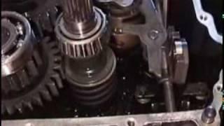 BMW K75 K75S Clutch Spline Lube 2 of 3