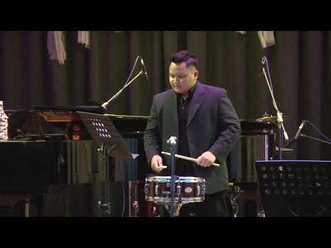 NEIL NICHOLAS MASRIN PERCUSSION
