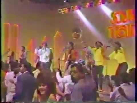 Soul Train 86' Performance - Timex Social Club - Rumors!