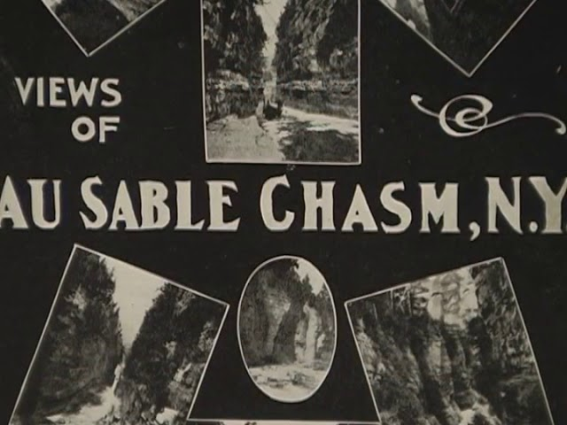 Keeseville, Ausable Chasm & Lake Champlain Railroad: Adirondack Mountain Gateway