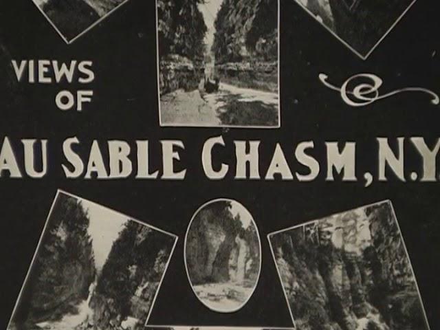 Keeseville, Ausable Chasm & Lake Champlain Railroad: Adirondack Mountain Gateway