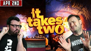 Sips Plays It Takes Two with Ravs! - (2/4/21)