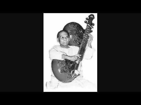Asad Ali Khan - Dhrupad - Raga Marwa  Live in Utrecht 2003