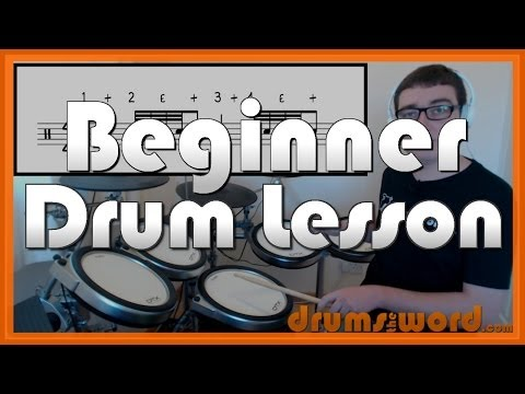 ★ How To Read DRUM Music - Part 2 of 3 ★ Free Video Drum Lesson (Drum Notation)