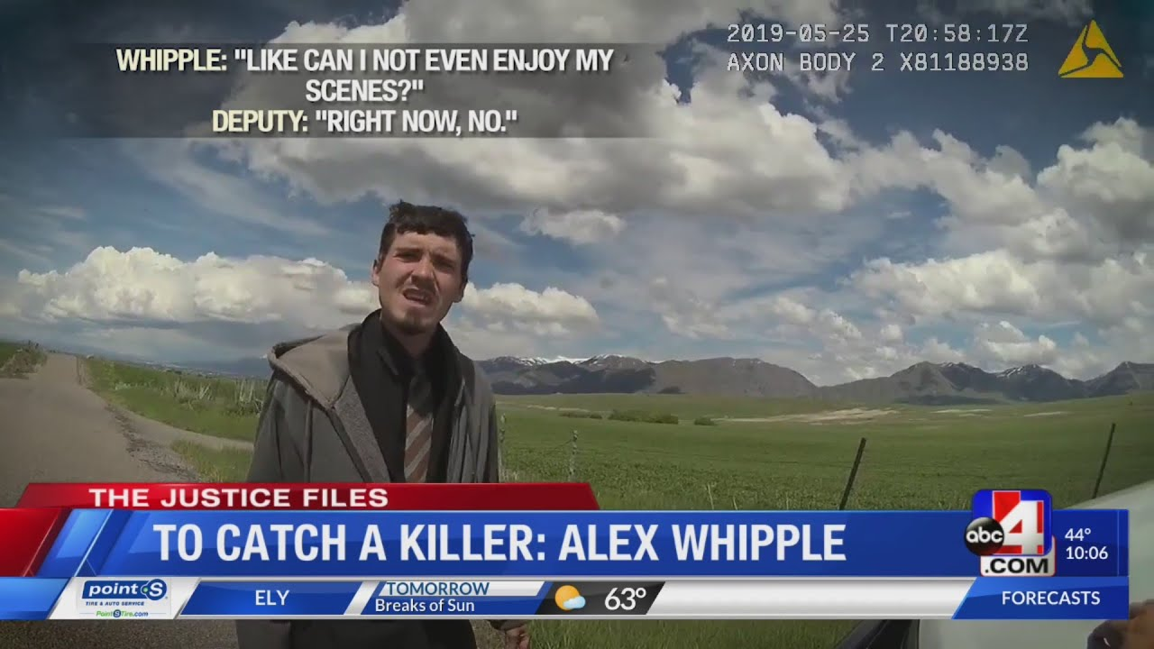 The Justice Files: To Catch a Killer – The arrest of Alex Whipple