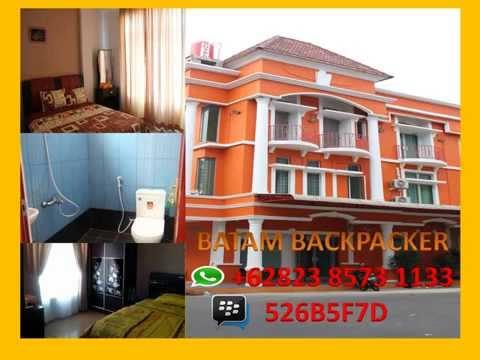 +62823 8573 1133, Batam Backpacker Guest House, Hotel Batam, Batam city Tour, Kos Elit Batam Center