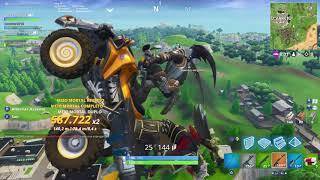 Fortnite * I bought the NEW SKIN ((SHOGUN)) and we use the secret play of the master SAMURAI