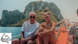 THIS IS HEAVEN 🌴🌏 ISLAND HOPPING THAILAND | MONKEY BEACH, SHARK POINT,  BAMBOO ISLAND