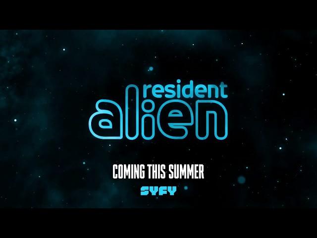 Resident Alien filmed in Ladysmith BC Canada