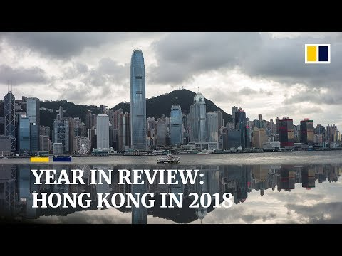 Year in Review: Hong Kong in 2018