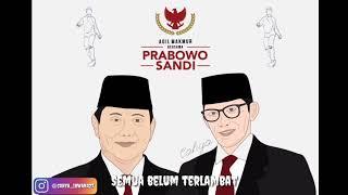 Story wa lagu dukungan untuk Prabowo Sandi terbaru 2019 MP3