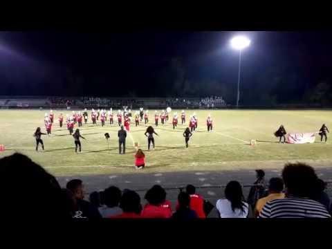 Crossland High School Marching Band Showcase 10/19/16
