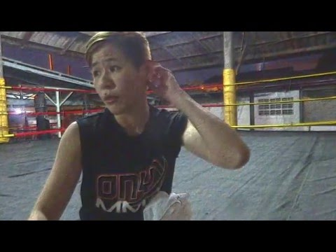 Interview with Onyx MMA Singapore Female Fighter Chocolate