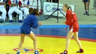 Первенство России по самбо 2016 день первый девушки(Первенство России по самбо среди юниоров проводилось с 16 по 18 февраля 2016 года в Адлер-Арене города Сочи...., 2016-02-16T15:44:35.000Z)