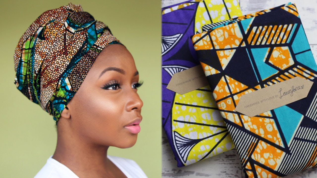 6 Easy HEADWRAP Styles Style YouTube