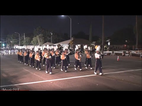 South El Monte HS - The Middy - 2017 Covina Christmas Parade