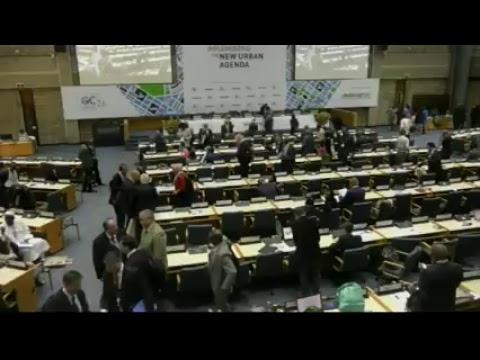 UN Habitat 26th Governing Council - Opening Ceremony - Spanish Language